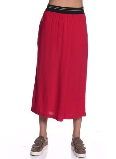 Black Pepper Pantolon Etek Kırmızı